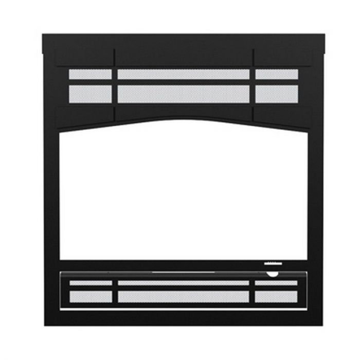 Osburn OA10331 Prairie Style Faceplate for Stratford & Stratford II Wood Fireplace