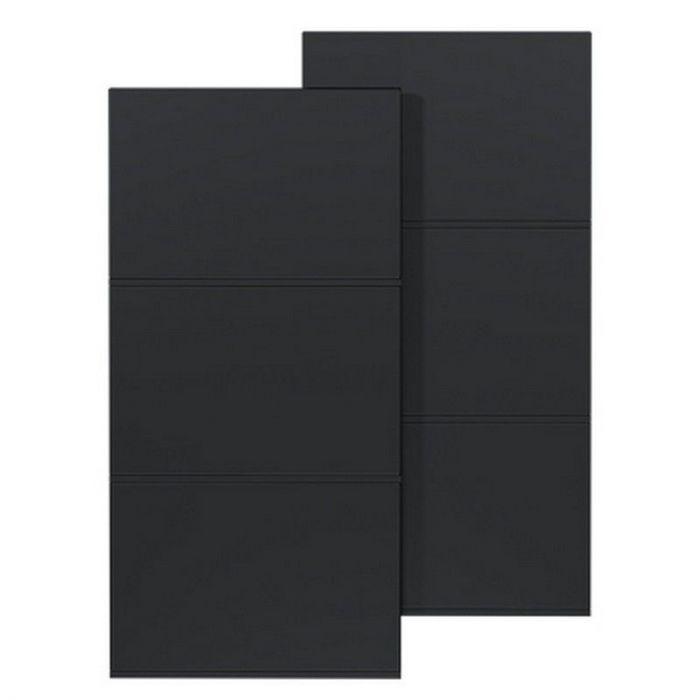 Osburn OA10700 Black Side Panel Kit for Osburn Matrix Wood Stove