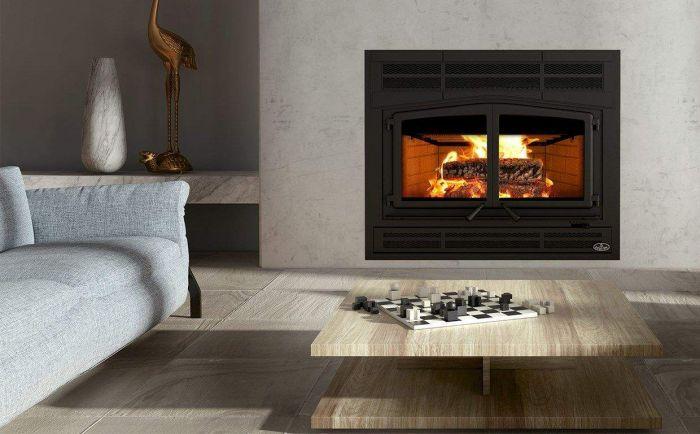 Osburn Horizon Wood Fireplace