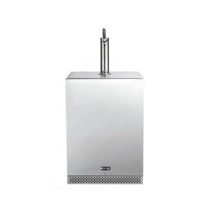 Bull BG-17900 Single Tap Kegerator, 6.6 Cubic Feet