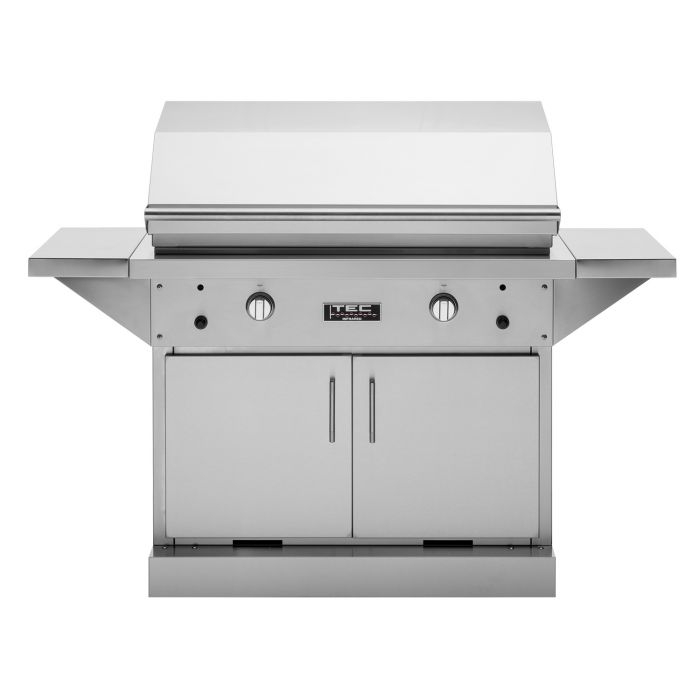 TEC Patio 2 FR Infrared Gas Grill On Pedestal