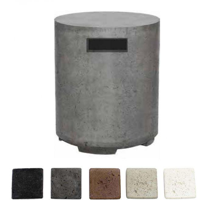 Prism Hardscapes PH457 Orinda Concrete Propane Enclosure, 20x20-Inch