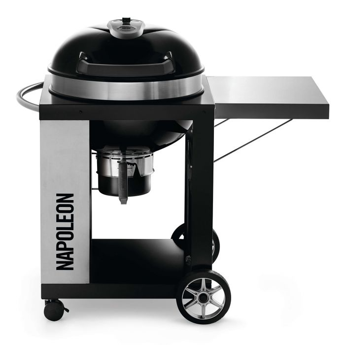 Napoleon PRO22K-CART-2 Rodeo Pro Charcoal Kettle Grill on Cart