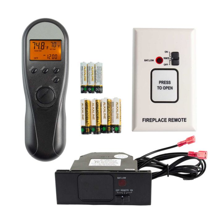 Acumen RCK-KS Timer/Thermostat Fireplace Remote Control