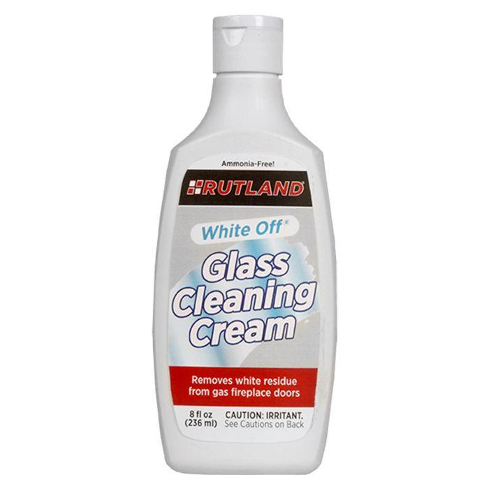 Rutland RD-565 White-Off Glass Ceramic Cleaning Cream, 8 fl oz