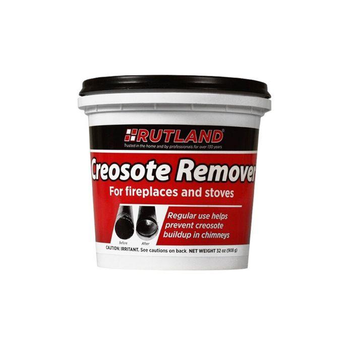 Rutland RD-98 Dry Creosote Remover, 2 LB Tub