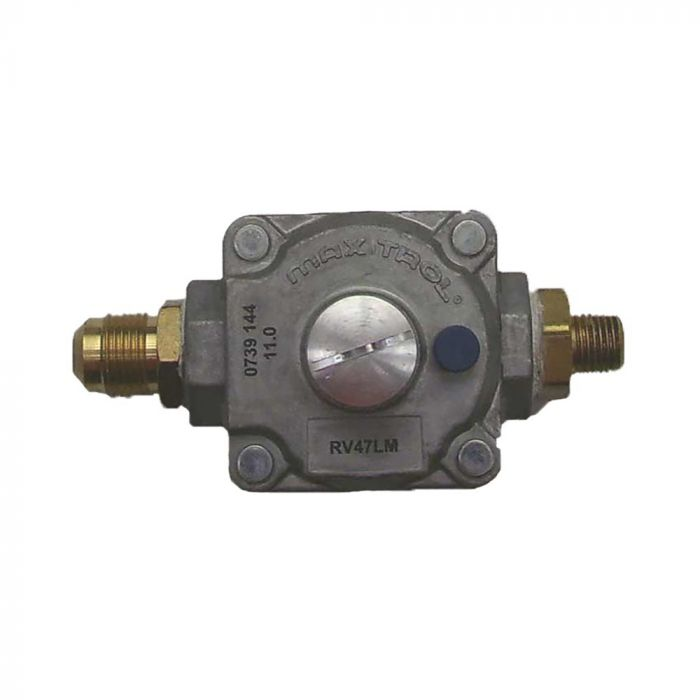 TEC G-Sport FR LP Gas Bulk Tank Regulator and Fittings