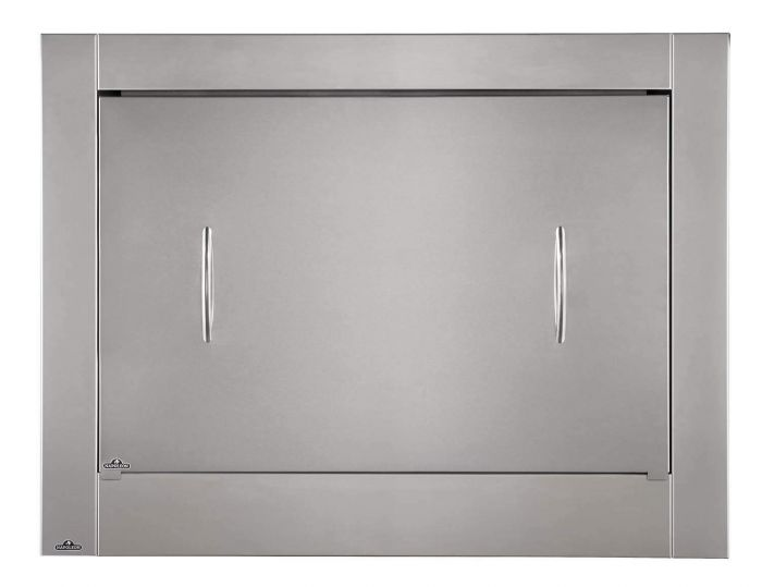 Napoleon GSS42COV Stainless Steel Cover for Riverside Fireplace