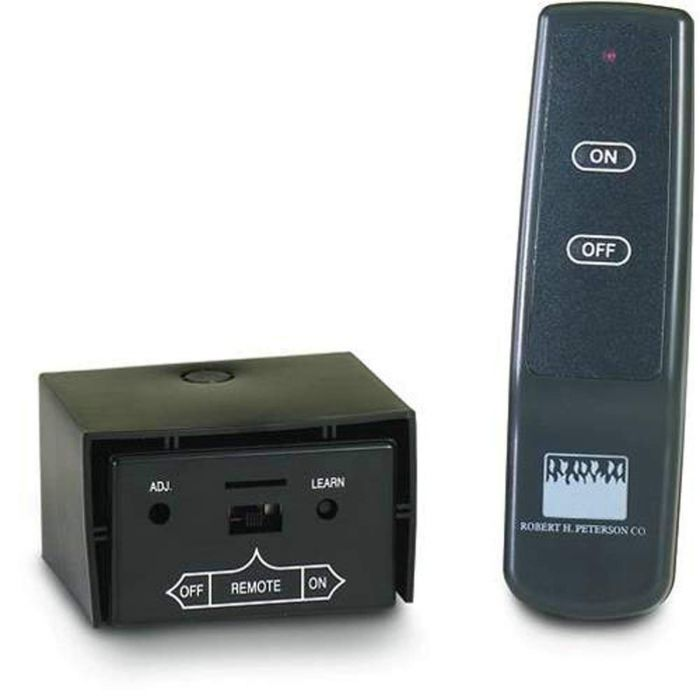 Real Fyre Rr 1a On Off Fireplace Remote Control