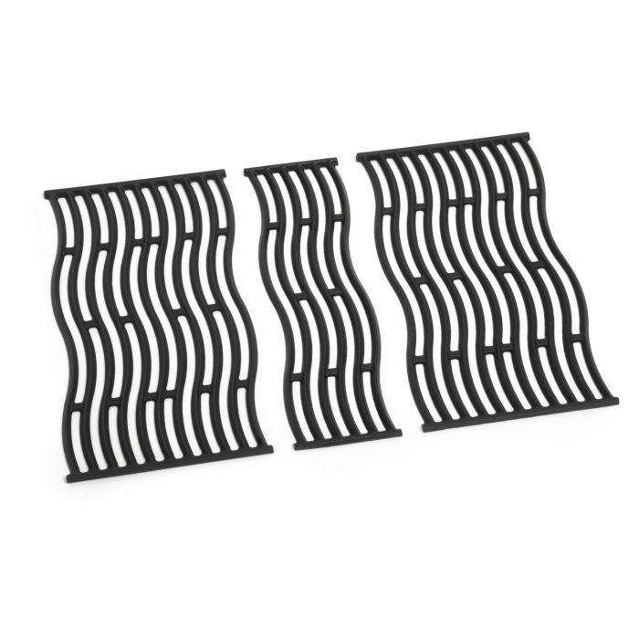 Napoleon S87004 Three Cast Iron Cooking Grids for Triumph 410