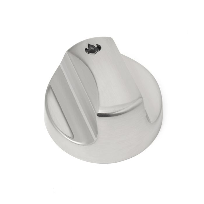 Napoleon S88005 Large Control Knob with a Red Flame for Rogue Series