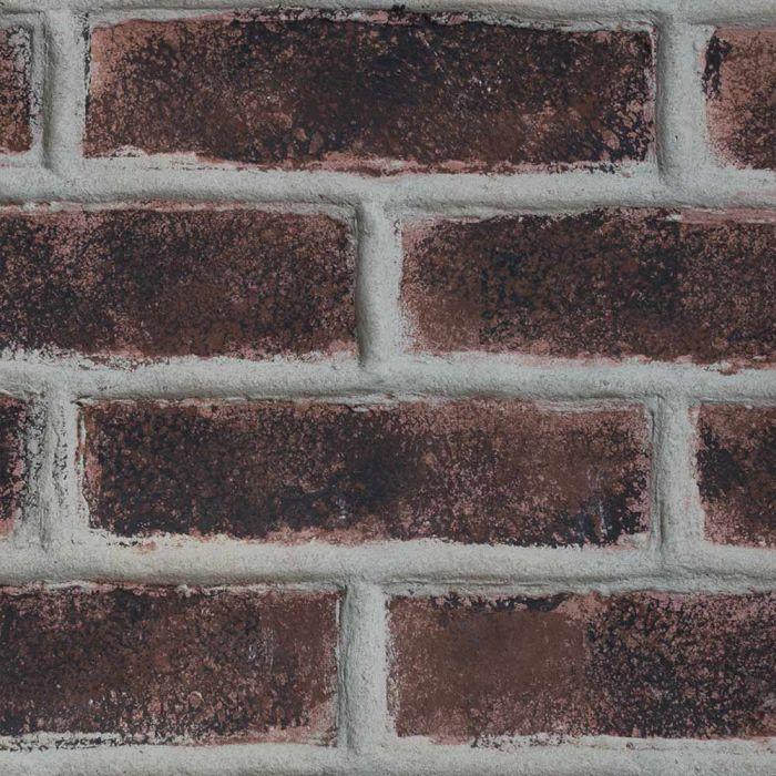 Superior SBLQ36SVF Vintage Brick Ceramic Liner Kit for VRT4036 Gas Fireplaces