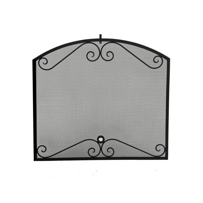 American Fyre Designs Fireplace Scroll Screen for AFD Fireplaces