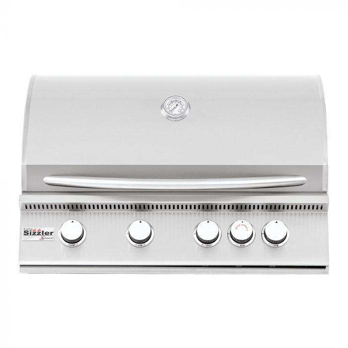 Summerset Sizzler Series Built In Gas Grill, 32 Inch