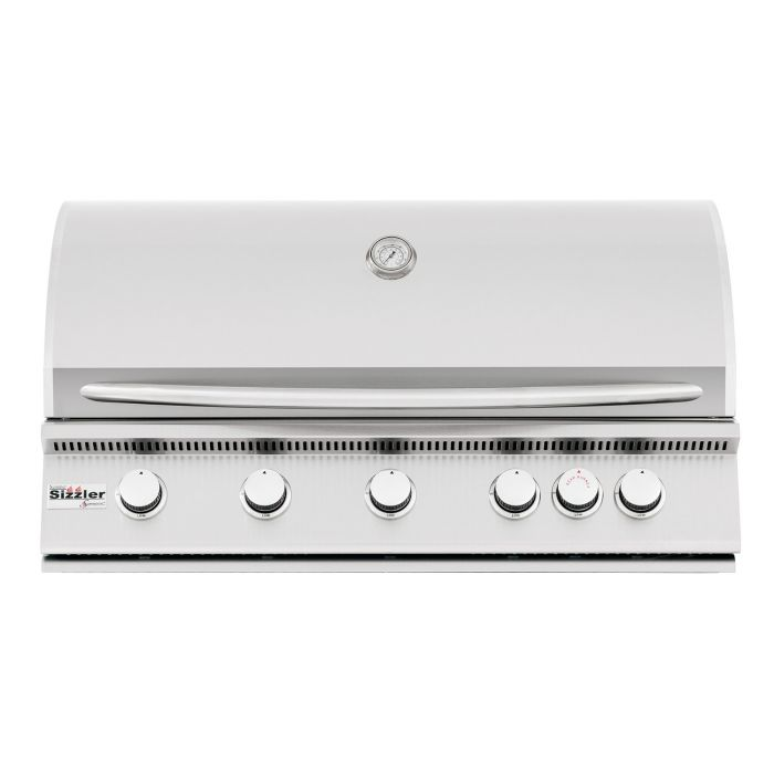 Summerset Sizzler Series Built In Gas Grill, 40 Inch