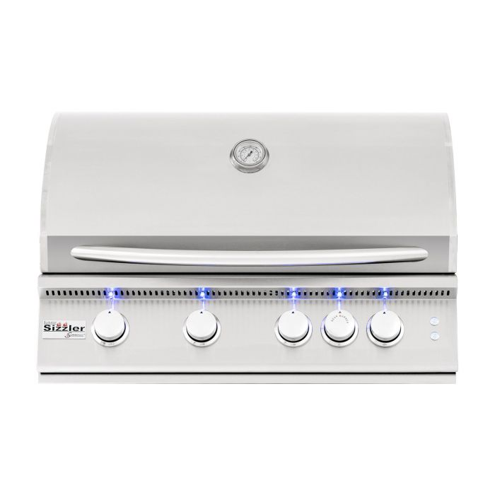 Summerset Sizzler Pro Series Built-In Gas Grill, 32-Inch