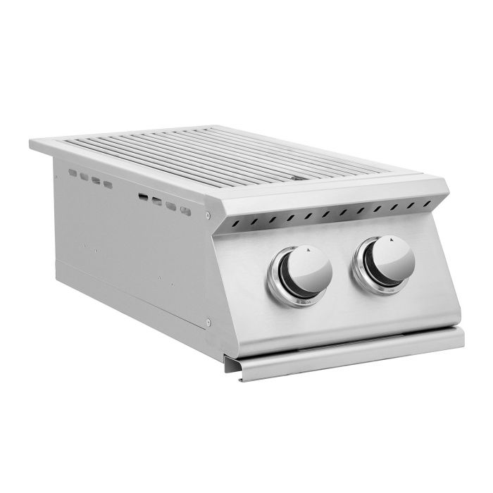 Summerset Sizzler Series Built In Double Side Burner