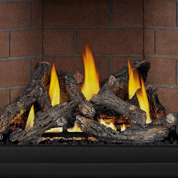 Napoleon OLKAX42 Split Oak Log Set for 42-Inch Altitude X Direct Vent Gas Fireplace