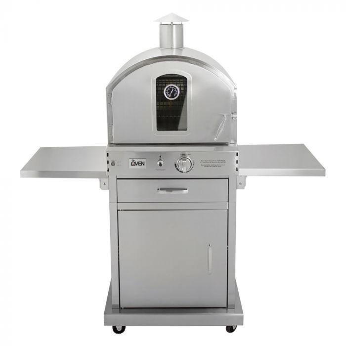 Summerset SS-OVFS Freestanding Outdoor Oven, 23-Inches