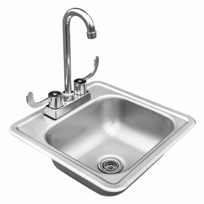 Summerset Drop In Sink and Faucet