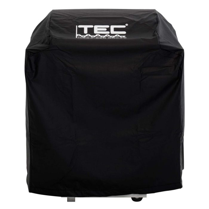 TEC Patio II Black Vinyl Grill, Base & 2 Side Shelves Cover