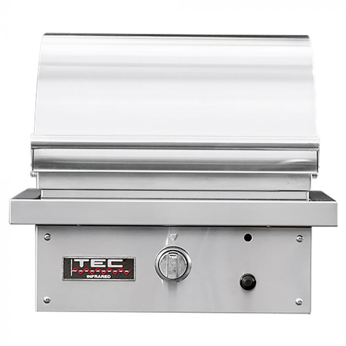 TEC Patio 1 FR Infrared Built-In Gas Grill