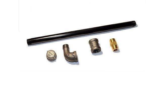 Hearth Products Controls Gas Log Lighter Burner Kit