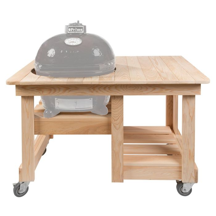 Primo Round Kamado Grill All-in-One