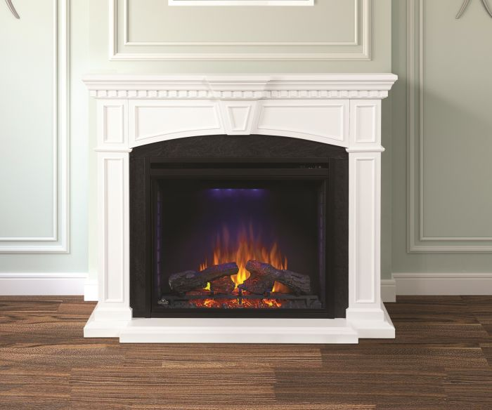 Napoleon NEFP33 Ascent Electric Fireplace with Taylor Mantel
