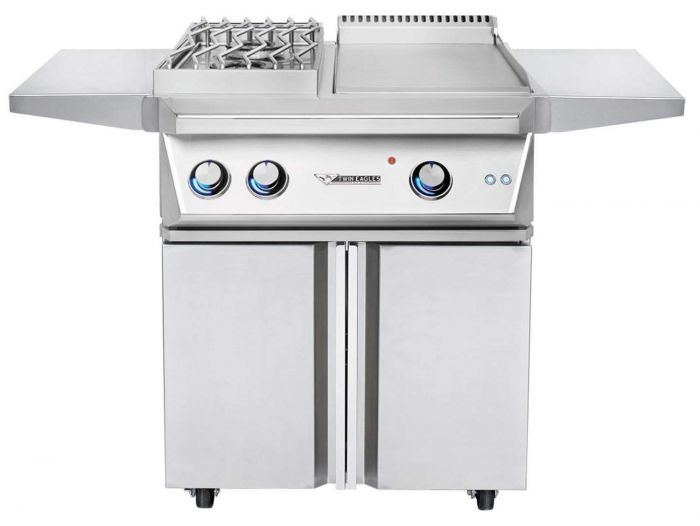Twin Eagles 30 Inch Natural Gas Dine And Breakfast Club On Cart