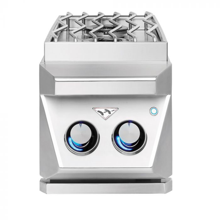 Twin Eagles 13 Inch Built-In Gas Double Side Burners