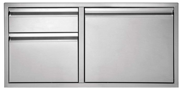 Twin Eagles 30 Inch 2-Drawer-Door Combo