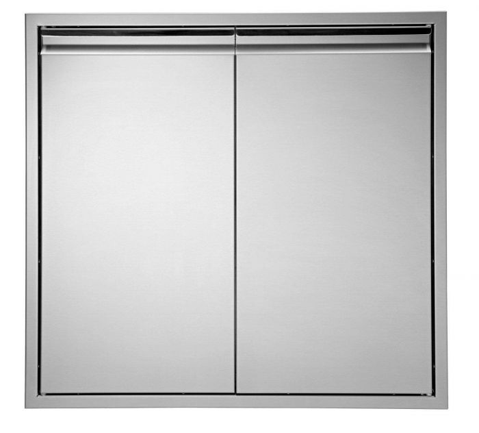 Twin Eagles Dry Storage Double Access Doors, 36x34 Inch