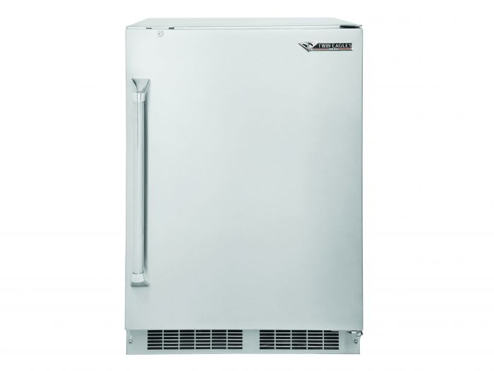 Twin Eagles 24 Inch Outdoor Refrigerator