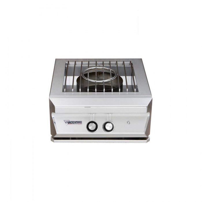 Twin Eagles 24 Inch Built-In Gas Power Burner