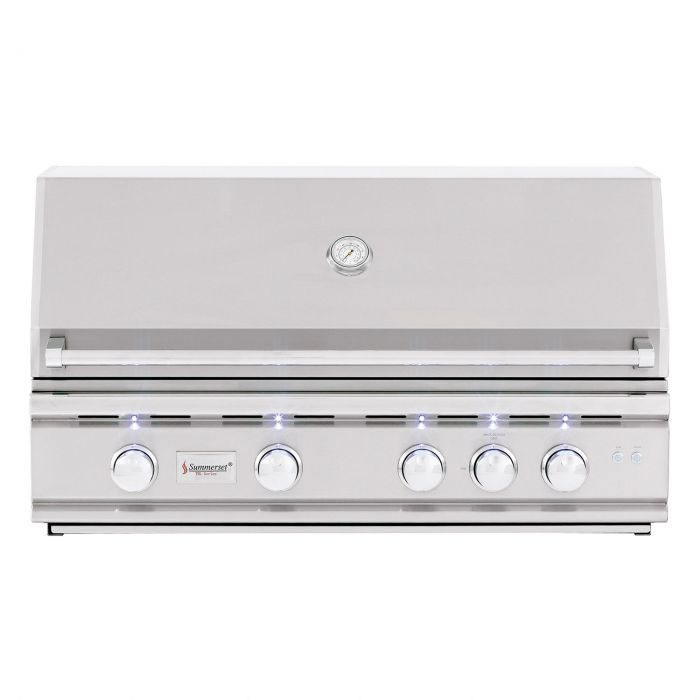 Summerset TRL Series Built In Gas Grill, 38 Inch