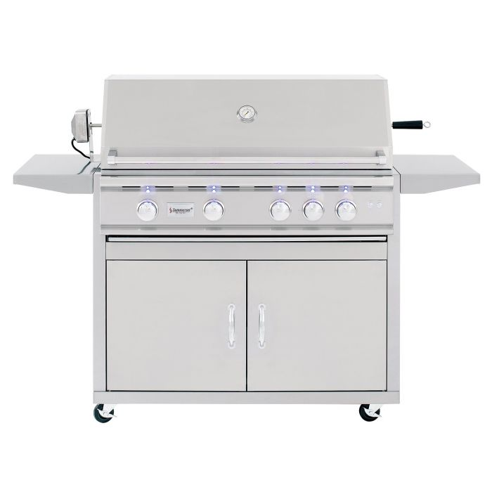 Summerset TRL Series Gas Grill On Cart, 38 Inch
