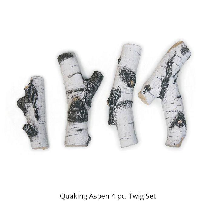 Grand Canyon ASPENTWIG4 4-Piece Quaking Aspen Twig Kit