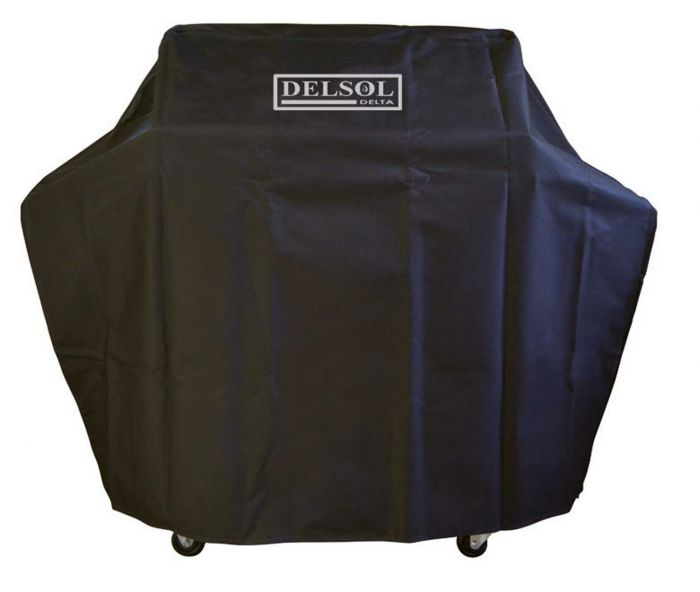 Delsol DSVC32F Vinyl Cover for DBSQ32R Freestanding Grill