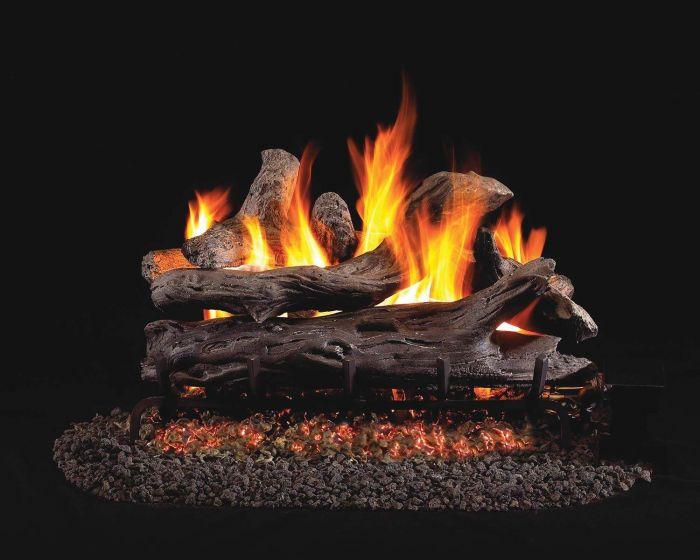 Real Fyre CDR Coastal Driftwood Vented Gas Log Set