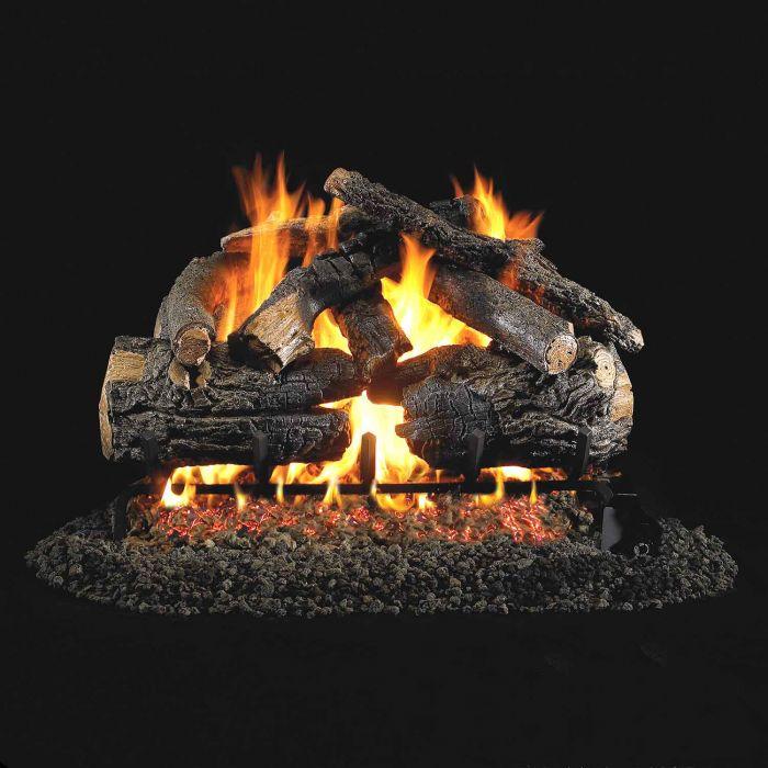 Real Fyre PN Pioneer Oak Vented Gas Logs