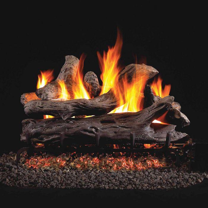 Real Fyre Coastal Driftwood Vented Gas Log Set