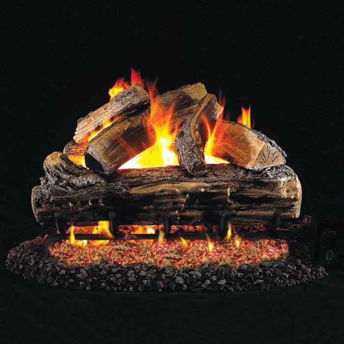 Real Fyre S Split Oak Vented Gas Logs
