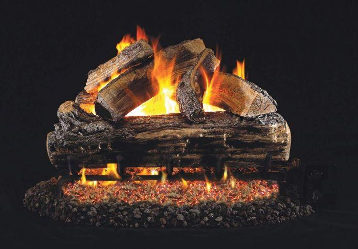 Real Fyre S Split Oak Vented Gas Log Set