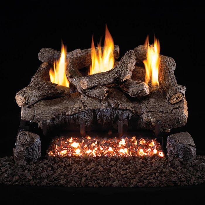 Real Fyre EFV Vent Free Gas Log Set - 24