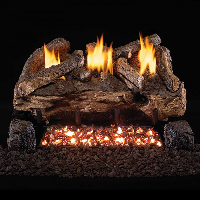 Real Fyre ESV  Vent Free Gas Log Set - 24