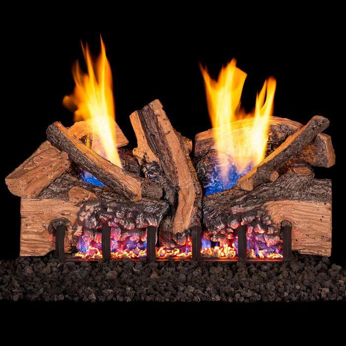 Real Fyre FTSO  Vent Free Gas Log Set