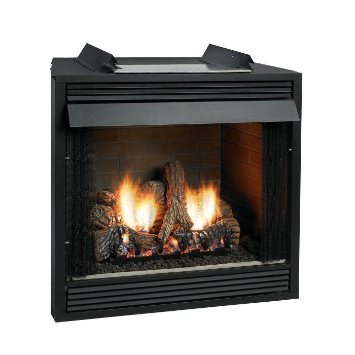White Mountain Hearth VFP36FB Breckenridge Ventless Premium Firebox