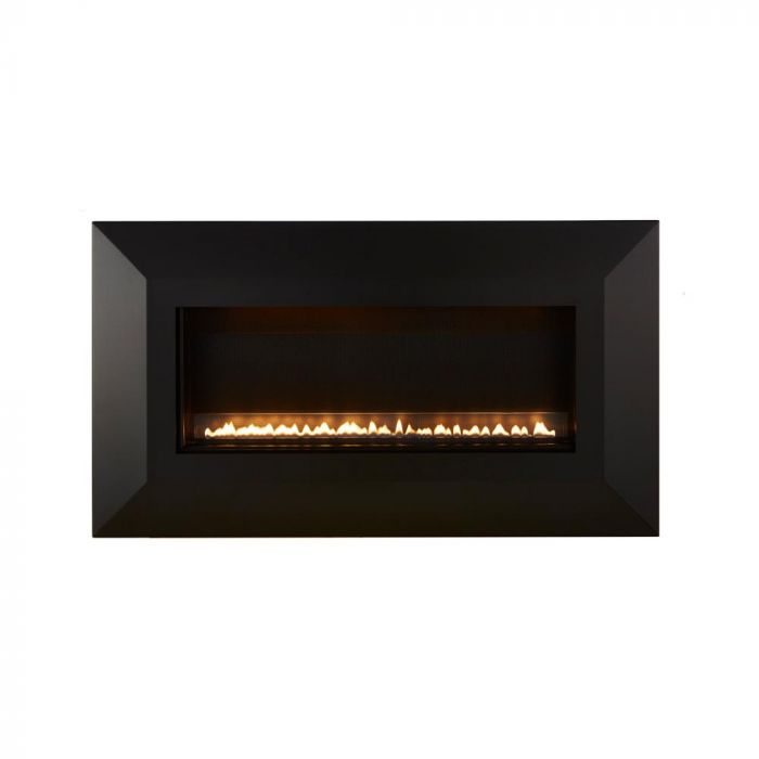 Empire VFSL Boulevard SL Vent-Free Linear Fireplace with Intermittent Pilot Valve, 30-Inches