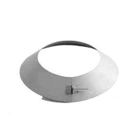 Napoleon W170-0181 Vent Pipe Collar for Flexible Direct Vent, 8x11-inch